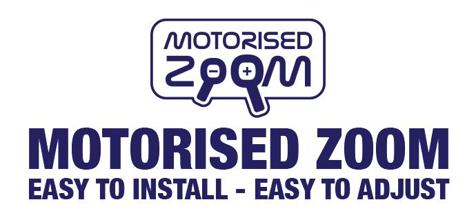 Motorised Zoom banner