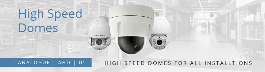 High Speed Domes
