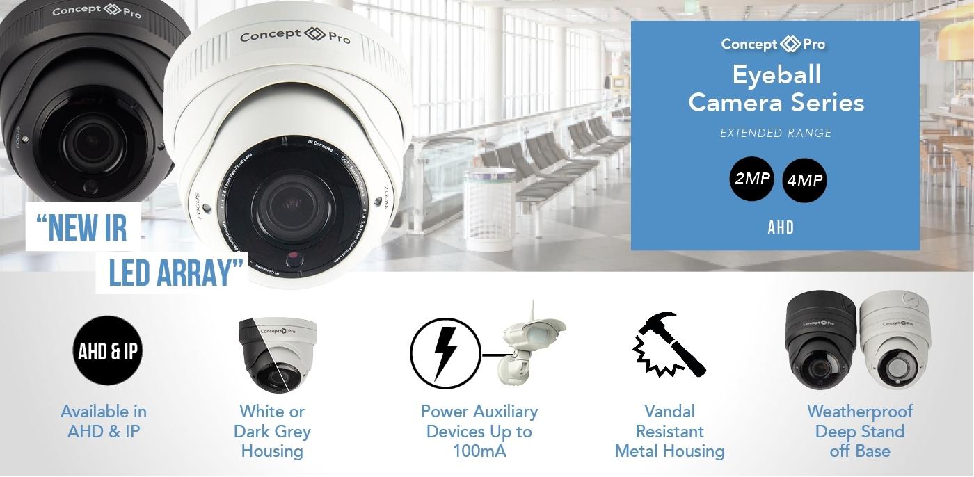 Eyeball Cameras