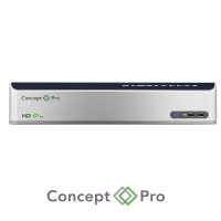 Concept Pro 16 Channel 5 MP IP NVR