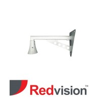 X-Series™ Ruggedized CCTV Camera Wall Extension Bracket