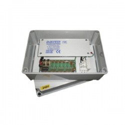 12V DC 4 x 1 Amp Fused Output Power Supply