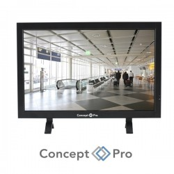 "32"" LED Blacklit Screen"
