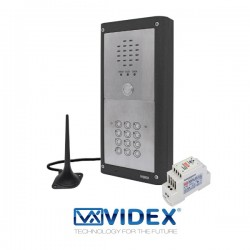 4000 Series Vandal Resistant GSM Kits with Coded Access