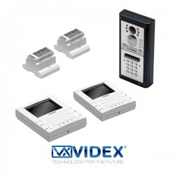 4000 Series Video Kits with Proximity Access
