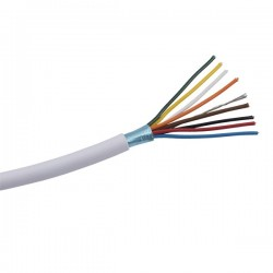 8 Core Screened Alarm Cable