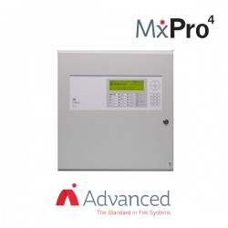 Advanced Electronics MxPro 4 1-2 Loop Addressable Panel - Argus Vega Protocol (Large Deep Enclosure)