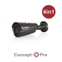 Concept Pro 5MP 4-in-1 AHD Fixed Lens Small Bullet Camera