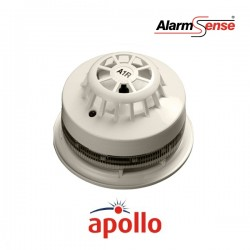 AlarmSense A1R Heat Detector with Sounder Visual Indicator Base