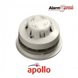 AlarmSense Integrating Optical Smoke Detector & Sounder Visual Indicator Base