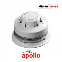 AlarmSense Optical Smoke Detector and Sounder Visual Indicator Base