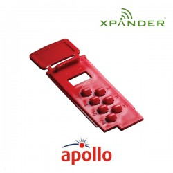 Blank XPander XPERT Card (Red)