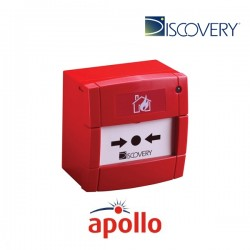 Discovery Manual Call Point with Isolator