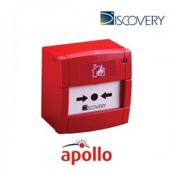 Discovery Marine Manual Call Point with Isolator