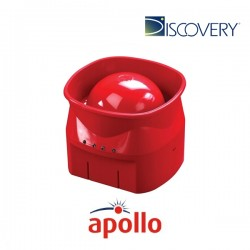 Discovery Open-Area Voice Sounder (Red)