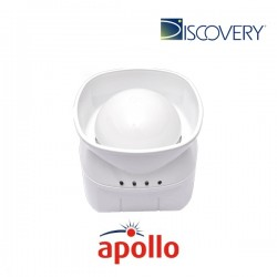 Discovery Open-Area Voice Sounder (White)
