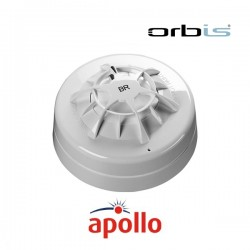 Orbis BR Heat Detector with Flashing LED