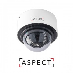 Aspect Ultra 5MP IP Low Light Varifocal Dome Camera