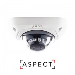 Aspect Lite 2MP AHD Fixed Lens Mini Dome Camera