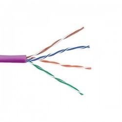 CAT5E 305 Meters U/UTP Violet Cable