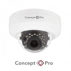 Concept Pro 2MP AHD Motorised Lens Internal Dome Camera