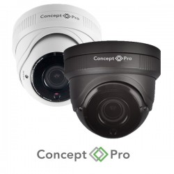 Concept Pro 2MP IP Varifocal Lens IR Eyeball Camera