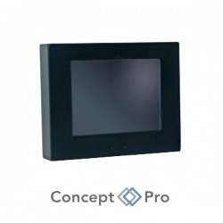 "Concept Pro 5"" LED Vehicle Monitor with Protective Screen Cover"