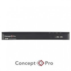 Concept Pro 8 Channel 5MP Hybrid DVR