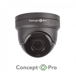 Concept Pro 8MP IP Motorised Lens Eyeball Camera
