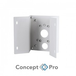 Concept Pro Corner Mount Bracket (White)