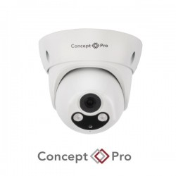 Concept Pro Lite 2MP 4-in-1 AHD Fixed Lens Turret Camera