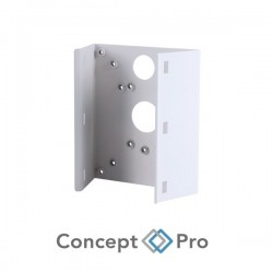Concept Pro Pole Mount Bracket (White)