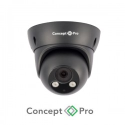 Concept Pro 8MP IP Fixed Lens Turret Camera