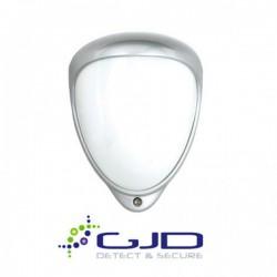 D-TECT 3 Quad PIR / Microwave Detector - Chrome