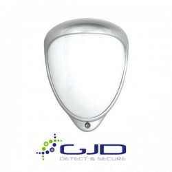 D-TECT 50 Long Range PIR Detector - Silver