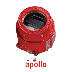 Flameproof (Exd) IR³ Flame Detector