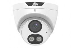 Uniview Prime 5MP IP AI Full Colour Fixed Turret Camera