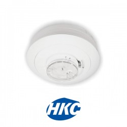 RF Wireless Heat Detector with Siren