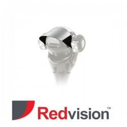 X-Series™ Ruggedized CCTV Camera Sun & Rain Visor (Light Grey)