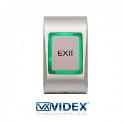 Touch To Exit Button