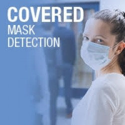 Mask Detection System with 4 Channels of mask detection