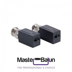 Single Channel Screw Terminal Balun