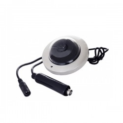 Analogue Fixed Lens Vandal Dome Vehicle Cameras
