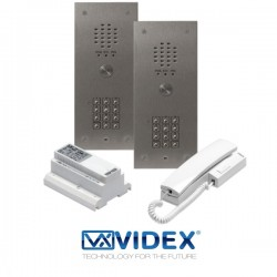 VR120 2 Entrance Audio Kits with Coded Access