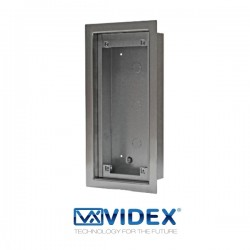 VR120 Series Bezel Backboxes
