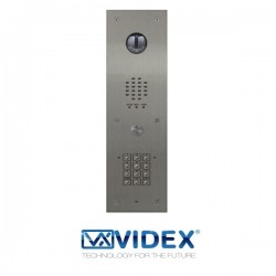 VR120 Series Video Panels with Coded Access 1 Buttons