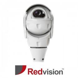 X-Series™ Rugged IP HD 2MP 30x PTZ with Wiper & IR CCTV Camera (Light Grey)