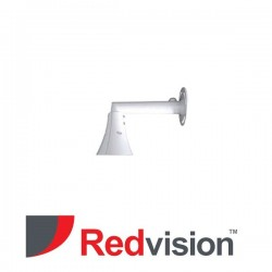 X-Series™ Rugged IP HD CCTV Camera Compact Wall Bracket (Light Grey)