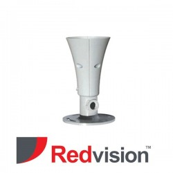 X-Series™ Ruggedized CCTV Camera Pedestal Mount Adaptor