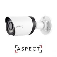 Aspect Lite 2MP AHD Fixed Lens Small Bullet Camera